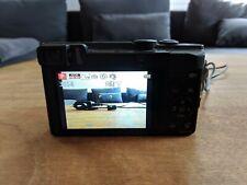 Panasonic LUMIX TZ71 12.1 MP Digitalkamera - Schwarz (inkl. SanDisk 16 GB)