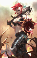 CHASTITY #1 KENDRICK 'KUNKKA' LIM VIRGIN VARIANT LIMITED TO 500
