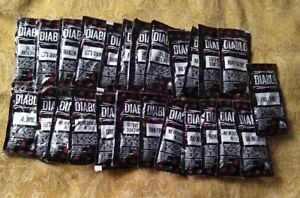 25 Taco Bell Diablo Sauce Packets