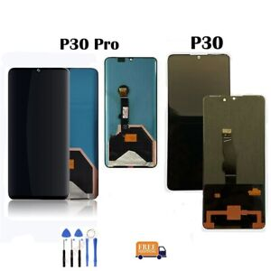 For Huawei P30 30Pro Replace Complete LCD Display Digitizer Screen Assembly