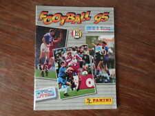 Album PANINI FOOTBALL 95 (1995) BELGIQUE BELGIUM Complet