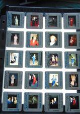 Orig Photo 20 35mm Slide Lot Debbie Reynolds Singin in the Rain VINTAGE RARE! 3