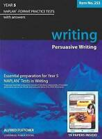 Year 5 Writing  NAPLAN-format Practice Tests with Answers