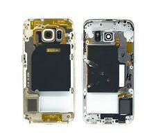 Chasis intermedio para la pantalla Samsung Galaxy S6 Edge ORO USADO