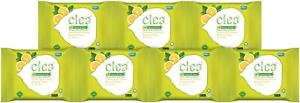Clea Cleansing & Makeup Remover Wipes Lemon & Tulsi (8 Wipes per-TCG