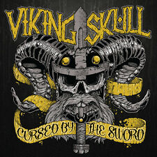 Viking Skull-maldecidos por la espada (LP Vinilo Amarillo) Nuevo/Sellado