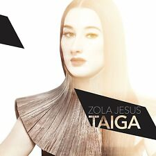 ZOLA JESUS Taiga - LP / Limited Coloured Vinyl + MP3 - Rel.Date / VÖ - 03.10.14