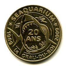 30 LE GRAU-DU-ROI Seaquarium, 20 ans, 2010, Arthus-Bertrand