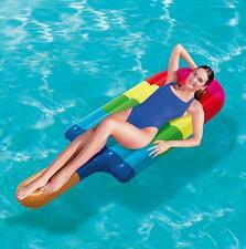 """Matelas piscine gonflable Bestway Glace à l'eau 180 X 72 Cm / 71"""" x  28,5"""""""