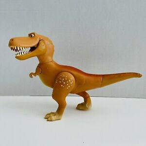 Disney Pixar The Good Dinosaur Ramsey Poseable Biting T-Rex Toy by Tomy