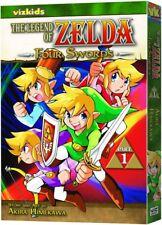 The Legend of Zelda Four Swords Manga [Part 1, Vol 6]