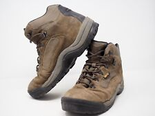 VASQUE Mens Sz 11 Gore-Tex Suede Hiking Trail Boots Lace-up