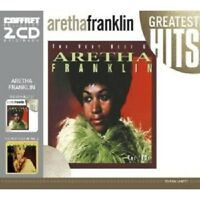 "ARETHA FRANKLIN ""THE VERY BEST OF VOL.1 & VOL.2"" 2 CD NEW!"