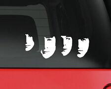 The Beatles Cut Vinyl Window Decal, Sticker, Bumper