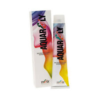 Aquarely Permanent Hair Colour Cream With Wheat Proteins 100ml Tube