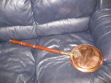 Copper Bed Warmer Decorative Warmer