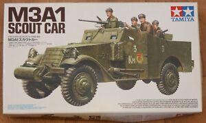1/35 Tamiya M3A1 Scout car