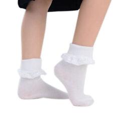 Chaussettes et collants à motif Brodé pour fille de 2 à 16 ans
