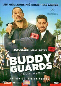 Buddy Guards (Les gorilles 2015) DVD R0 PAL - French Comedy, NO ENGLISH!