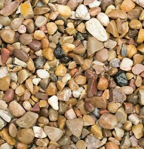 Decorative Coloured Stones Pebbles Cobbles Slate Gravel Chippings Aggregates