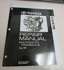1997 Toyota RAV4 A247E Automatic Transaxle Service Repair Manual