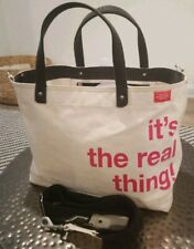 Jack Spade, Limited Edition Coca Cola Tote Bag, It's The Real Thing!, NWOT