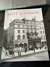 Panoramas of Lost London 1870-1945 Book The Cheap Fast Post