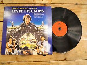 LES PETITS CALINS BOF ARTISTES VARIES LP 33T VINYLE EX COVER EX ORIGINAL 1978