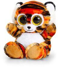 Keel Toys animotsu Tigre Marca Blanda Juguete Animal de Peluche BN