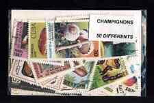 Setas - setas 50 sellos diferentes matasellados