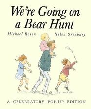 We're Going on a Bear Hunt Pop Up Book by Michael Rosen