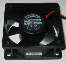 Elina 60 mm High Speed Cooling Fan - 5 V - 17 CFM - KDC050625M - 2 Pin Connector