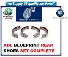 FOR SUZUKI X90 VITARA 1.6i 1995-1998 COUPE BLUEPRINT REAR BRAKE SHOES SET