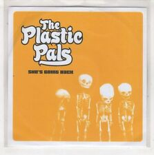 (HB863) The Plastic Pals, She's Going Back - DJ CD