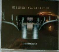 Eisbrecher - Verrückt incl. Combichrist Remix 2 Track Maxi CD NEU OVP