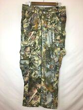 Kings Mountain Shadow Women's Real Tree Print Cargo/ Hunting Pants! Size 8