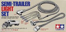 Tamiya #56502 1/14 RC Tractor Truck Semi-Trailer Light Set For 56302/56319/56306