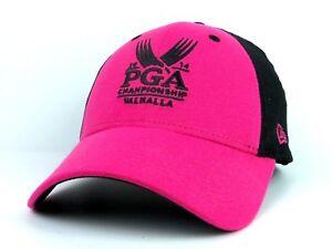 Women's 2014 PGA Championship New Era Snapback Cap,Hat Valhalla Hot Pink Mcilroy