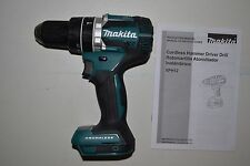 "New Makita XPH12 18V LXT Lithium-Ion Brushless Cordless 1/2"" Hammer Driver Drill"