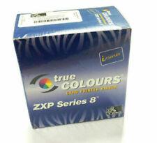 Zebra Farbband YMCK 800012-445 ink ribbon kartendrucker zxp8 zxp9 zxp 8 printer.