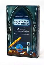 Oracle Cards  Mystical Lenormand Regula Elizabeth Fiechter Tarot Deck FREE TRACK