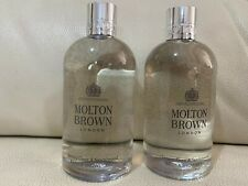 Molton Brown 2 x 300ml Coco & Sandalwood Body Wash Shower Gel NEW