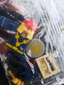 Marvel minifigures x 5 Nova Wolverine The Collector Hawkman Captain Cold