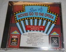 Son Of Movies Go To The Opera 17 Songs HITS New Still Sealed