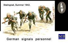 Master Box 1/35 German Signals Personnel Stalingrad Summer 1942 # 3540 @