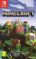 Videogioco Minecraft Originale Italiano Nuovo per Nintendo Switch