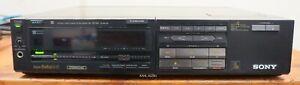 Sony SL-HF750 Betamax player/recorder. NO RESERVE. C listing! $1,300 MSRP