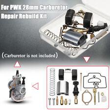 28mm Motorcycle ATV Carburetor Carb Repair Kit  for PWK KEIHIN OKO Spare Jets