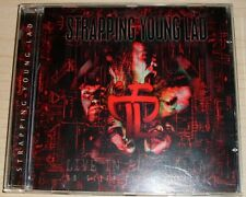 No Sleep Till Bedtime [EP] by Strapping Young Lad CD Live In Australia