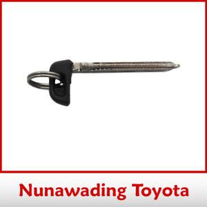 Genuine Toyota Blank Key Master Key for Land Cruiser Prado 200 2007-On